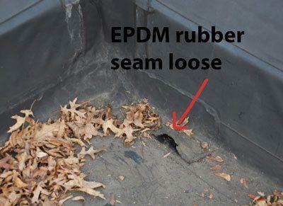 Flat Roof Repair Kit Turbo Poly Seal