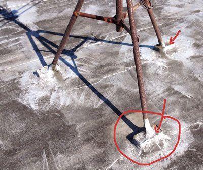Fix A Rubber Roof Pitch Pockets Kentucky
