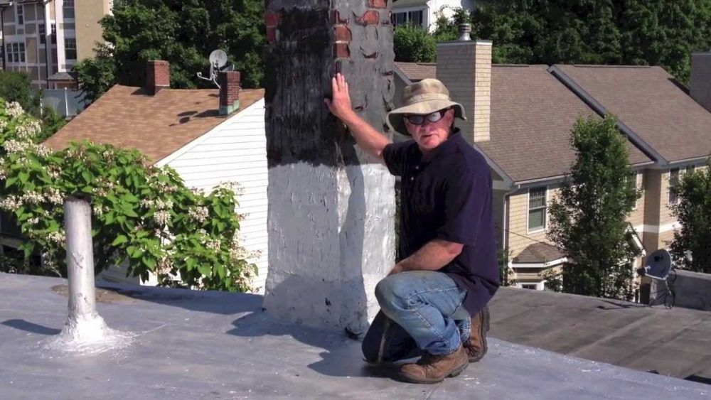 How To Seal A Chimney Leak Permanently Watch Video And