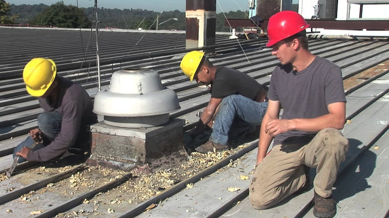 Metal Roof Repair Leak Causes And Fixes Watch Video