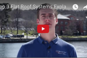 Advantages of Two Ply Torch Down Roofing - Video