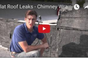 Brownstone Flat Roof leaks