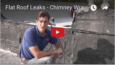 Brownstone Flat Roof Leaks – Watch Video