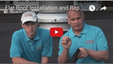 Five Commercial Flat roofs Explained