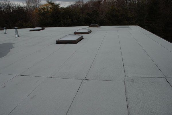 Self Adhering Modified Bitumen Roofing System Best Image
