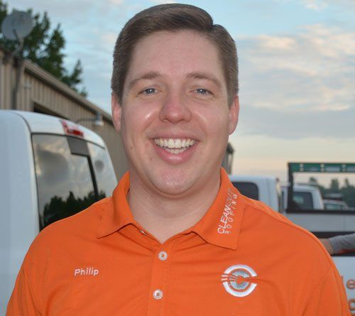 Philip Jordan - Operations Manager for Clean Cut Roofing - Roofing Contractor Longview TX