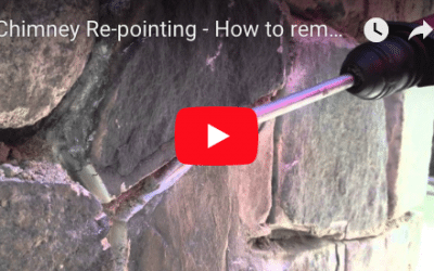 Chimney Grouting or Re – Pointing