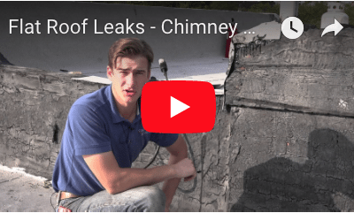 Chimney and Flat Roof Leaks – Brownstoners of Brooklyn and NY – Video
