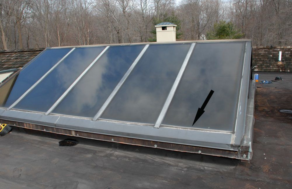 Skylights Flat roof repairs