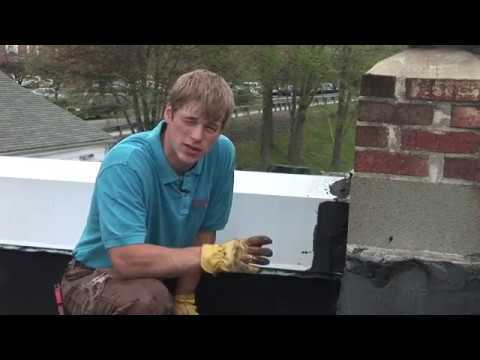 Chimney S A Big Cause Of Roof Leaks Flat Roof Repair