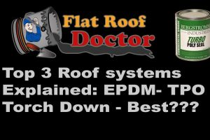 Which is the best flat roof materials?