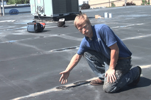Andre - Flat Roof Repair in New Canaan, Westport and Redding. We are the Flat Roof repair experts and will fix any flat roof