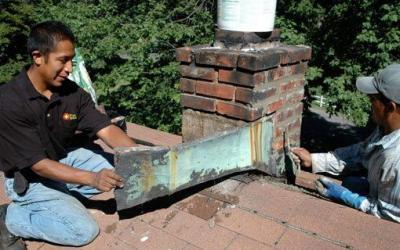 How to repair / seal a leaky chimney-maintenance checklist-Brooklyn NY
