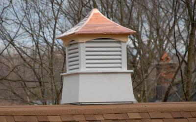 Cupola Installation on Flat Roof. The challenge and how we did it