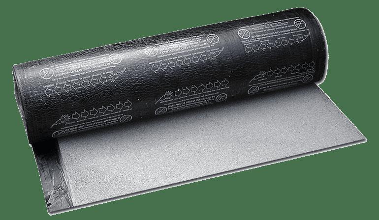 Modified Bitumen Torch Down Rubber Membrane for flat roof repairs