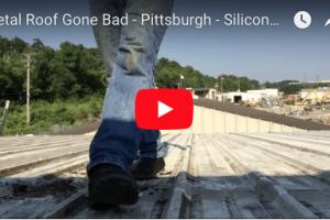 Metal Roof Repair - Pittsburgh PA
