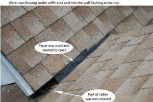 Shingle Roof Valley Darien, CT Flat Roof Repair