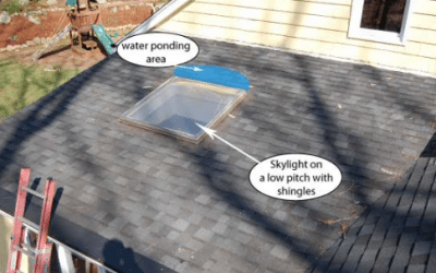 Flat Roof Repair leak. Roof Repair kit