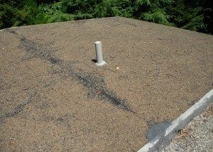 When Not To Repair A Flat Roof Wilton Weston And Ridgefield