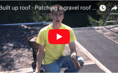 When not to repair a flat roof – Wilton, Weston and Ridgefield