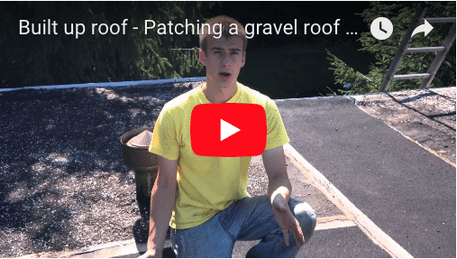 When not to repair a flat roof