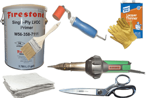 TPO Tools for Flat Roof Repair in Connecticut, Pennsylvania, Texas, California