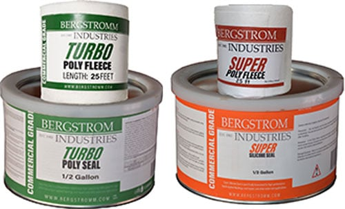 Turbo Poly Seal and Super Silicone Seal