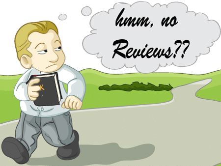 What? you are not going to write a review?