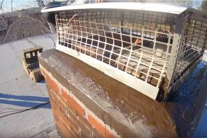 How to seal a Chimney Crown with Turbo Poly Seal