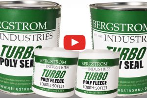 Using Turbo Poly Seal to repair metal roof seams